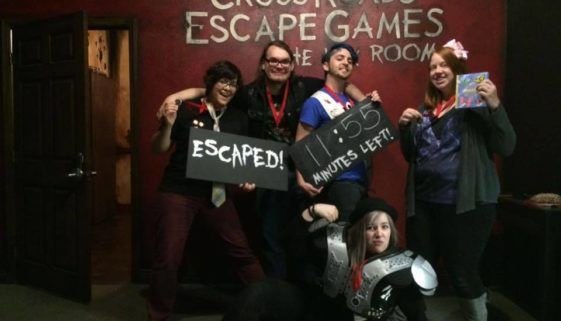 Escaped The Hex Room