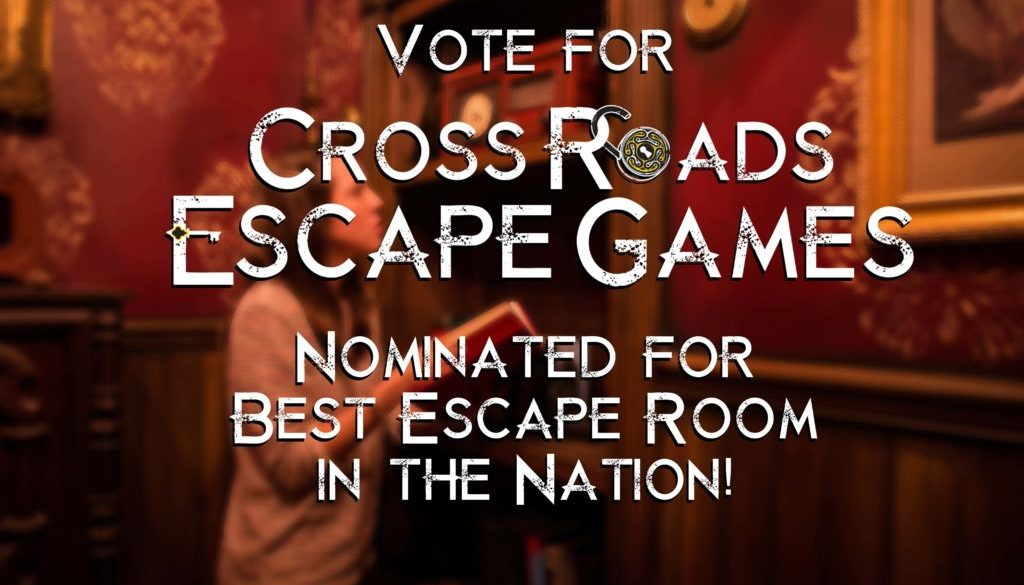 Vote Cross Roads