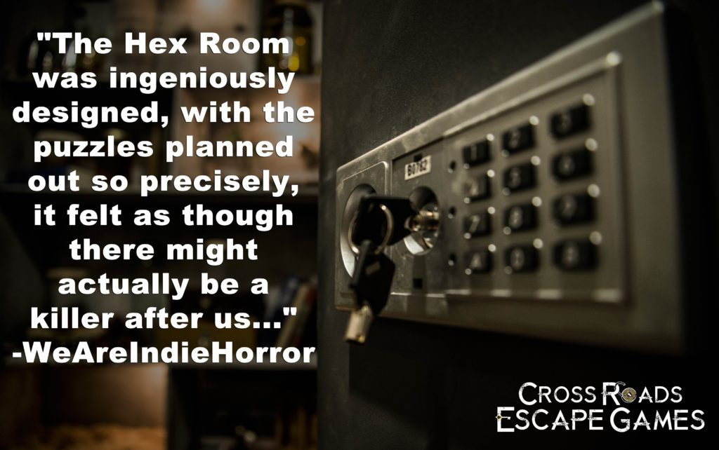 Hex Room review