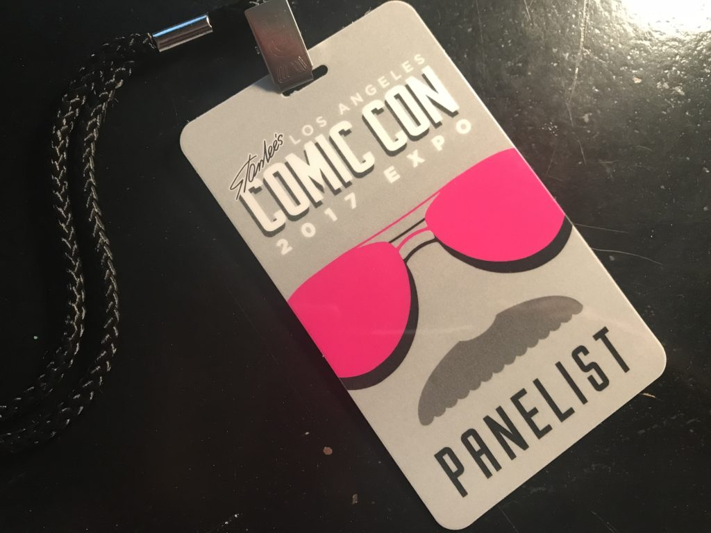 Panelist Badge