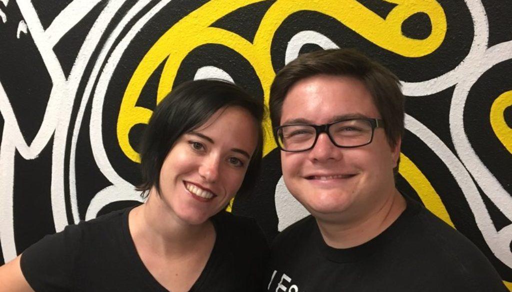 Luke and Madison Rhoades