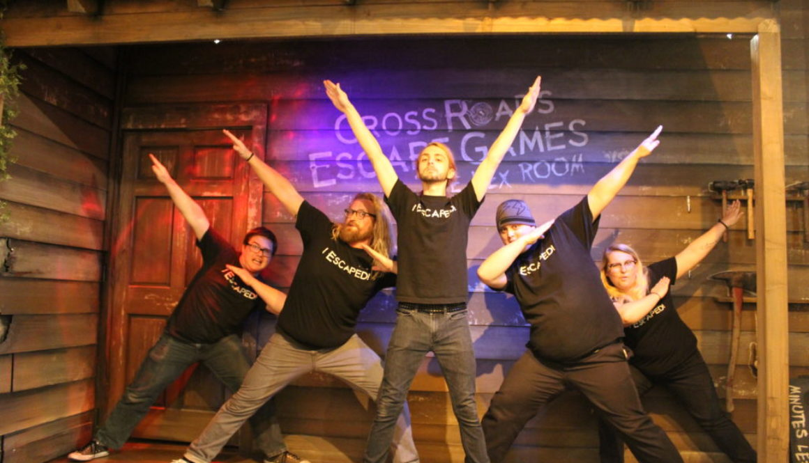 Group Poses Archives Cross Roads Escape Games