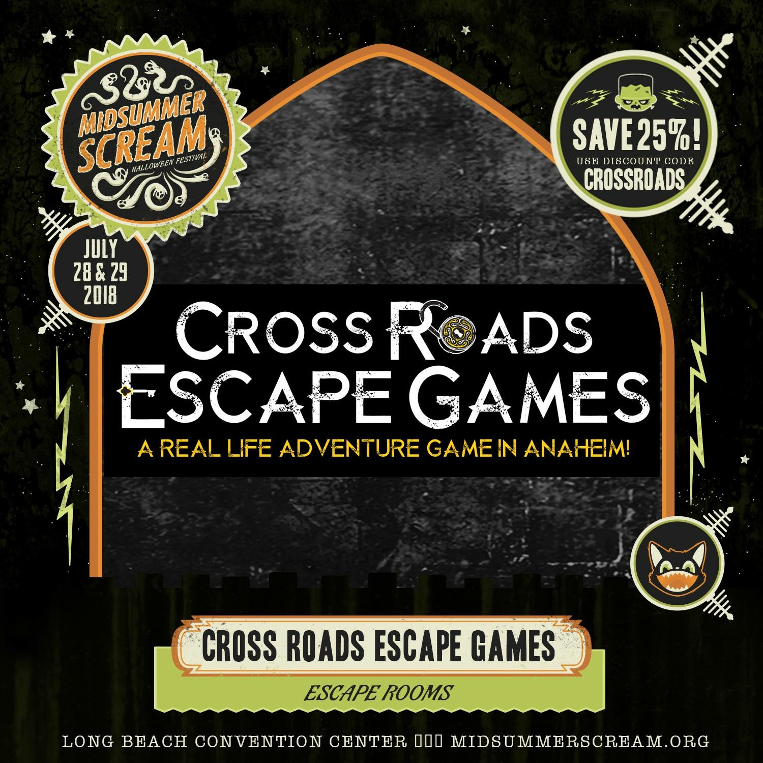 The Psych Ward Archives - Cross Roads Escape Games