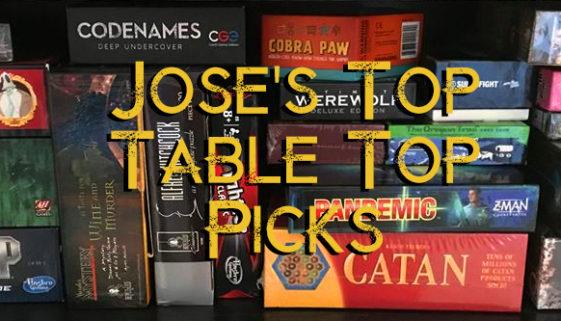 Jose Games