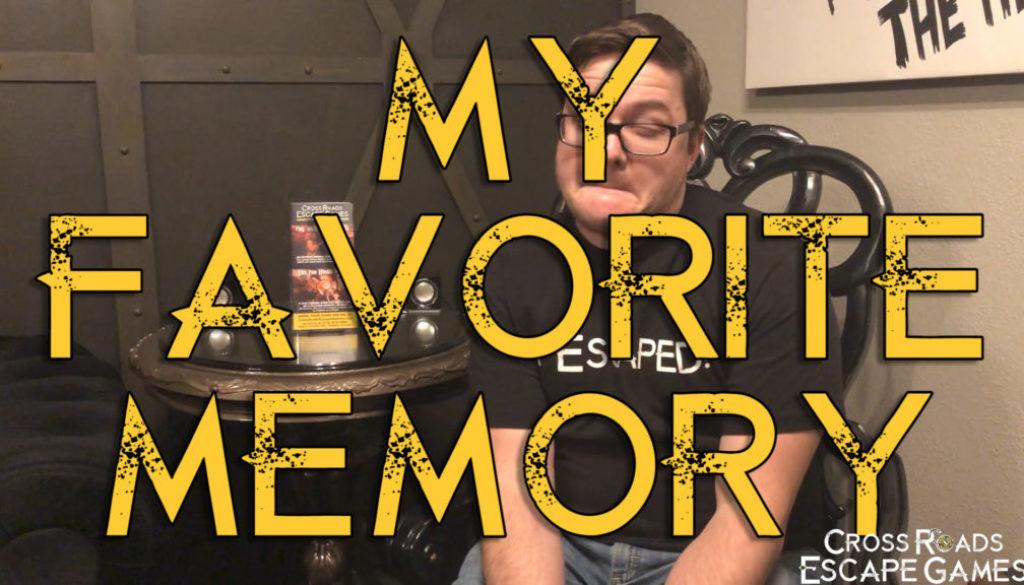 my favorite memory