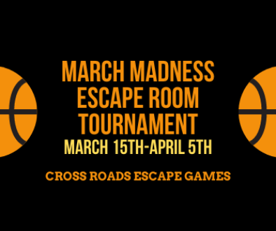 March Madness Escape Room Tournamnet