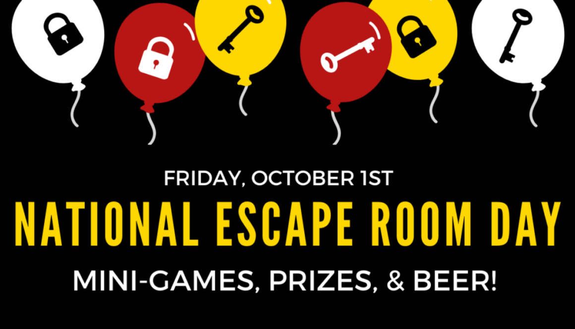 Copy of Copy of national escape room day-2